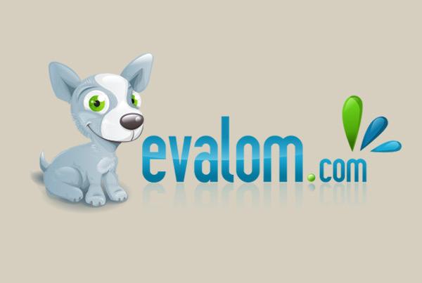 Logo evalom