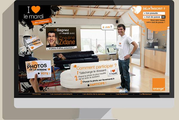 orange webgraphik. Black Bedroom Furniture Sets. Home Design Ideas
