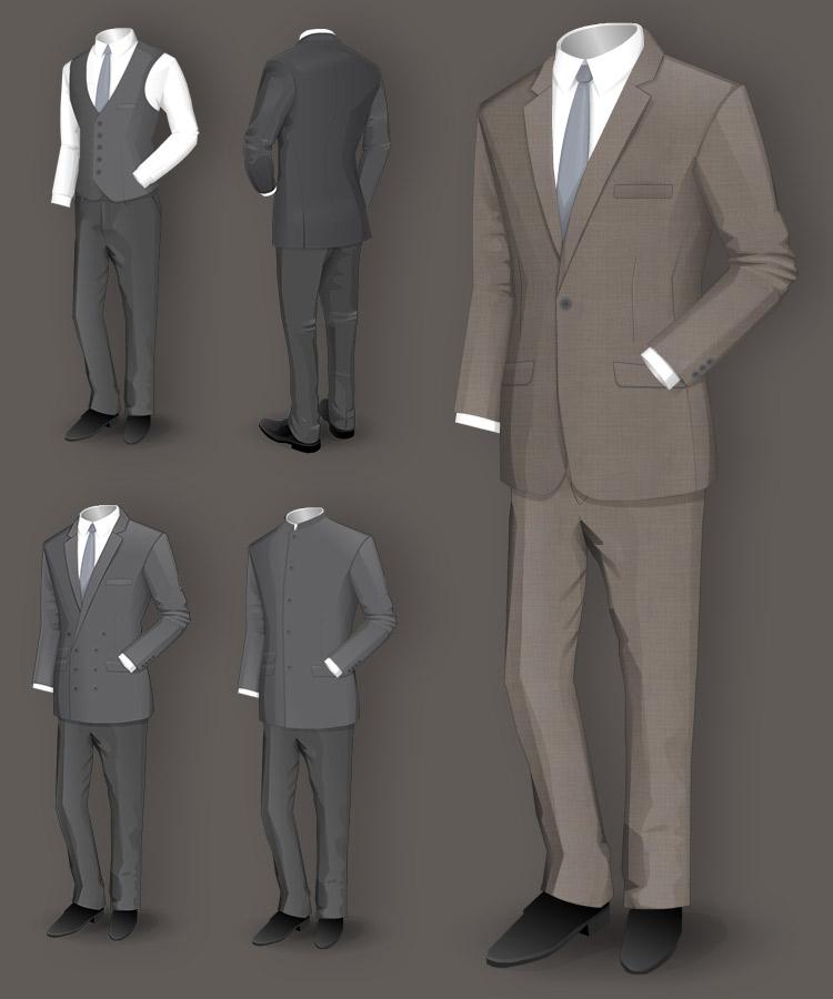 Systeme de costumes en ligne